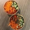 Ginger Miso Salmon and Original Shoyu Salmon Bowls