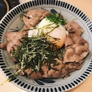 pork collar bowl ($10.80) — found this gem while hangin ard th CBD area, it's substantial for its price.