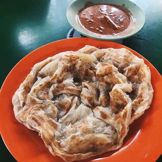 one of the best prata places ever!!