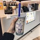 oreo milk tea!!!!