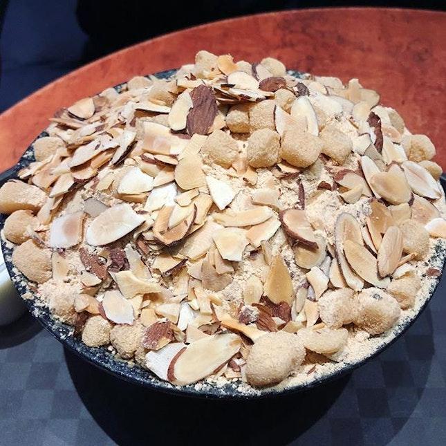 Injeolmi Bingsu ($12.90)   Favourite bingsu flavour of all time!