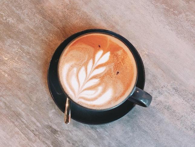 Cafe Mocha ($5.40)