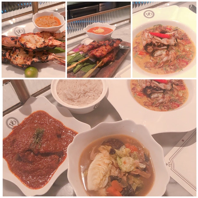 Authentic Nyonya Cuisine In Singapore