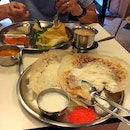 South Indian teatime