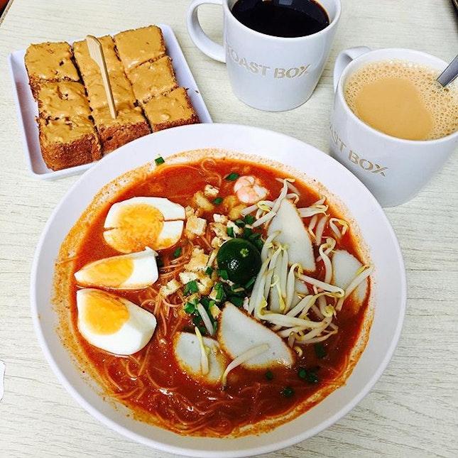Breakfast- Local style!