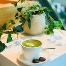 For a cuppa strong unsweetened original taste Matcha!