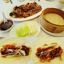 My first time trying this crispy #duck at #Punggol #ChoonSeng !!