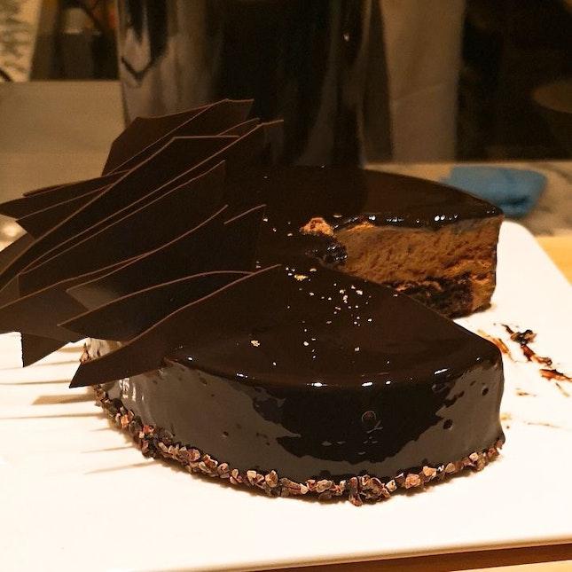 Melt Chocolate Cake