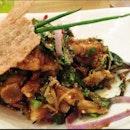 Champion Dish with Salmon