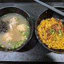 Handmade Meatball Noodles [$4]