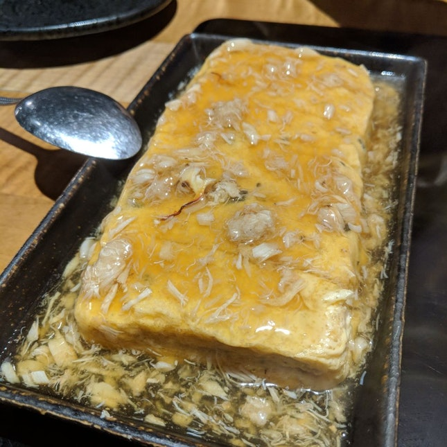 Special Truffles Dashi Maki Tamago [$12.90]