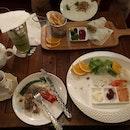 Nice Lebanese Food