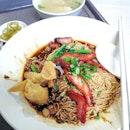 Quan Long Wanton Mee (Marsiling Lane Market & Cooked Food Centre)