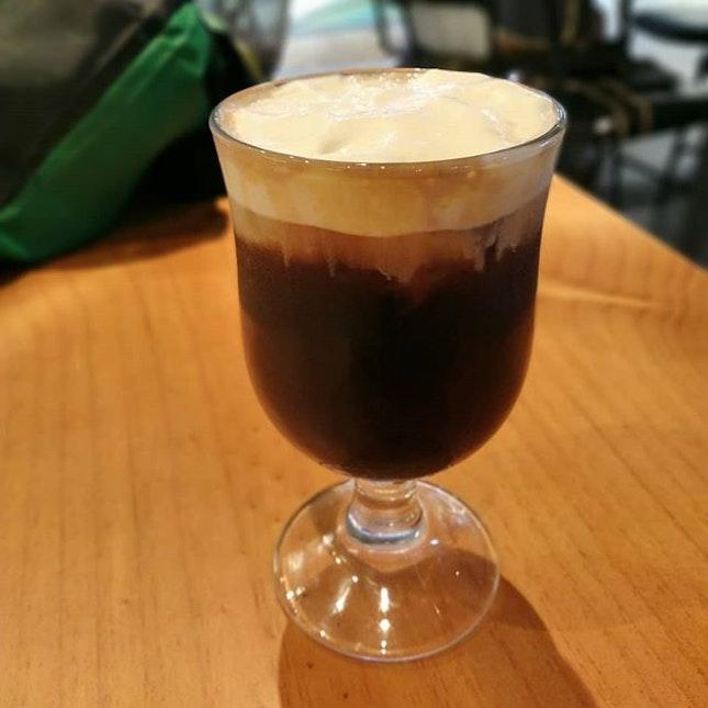 Best Irish coffee I ever had.