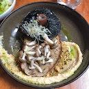 Mushroom Hummus~