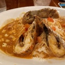 Lobster Bisque Sauce Pasta
