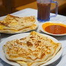 Damn shiok to have piping hot Roti Prata for breakfast on a rainy Sunday morning like this 😍😋