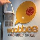 Oolong Milk Tea (Hot) ($2.80) 🥛 My 1st taste of Woobbee and I love it!