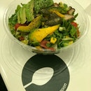 Healthy Avocado Mushroom Salad with Balsamic Vinegar Dressing ($11.50) 🥗 Shiitake Mushroom.