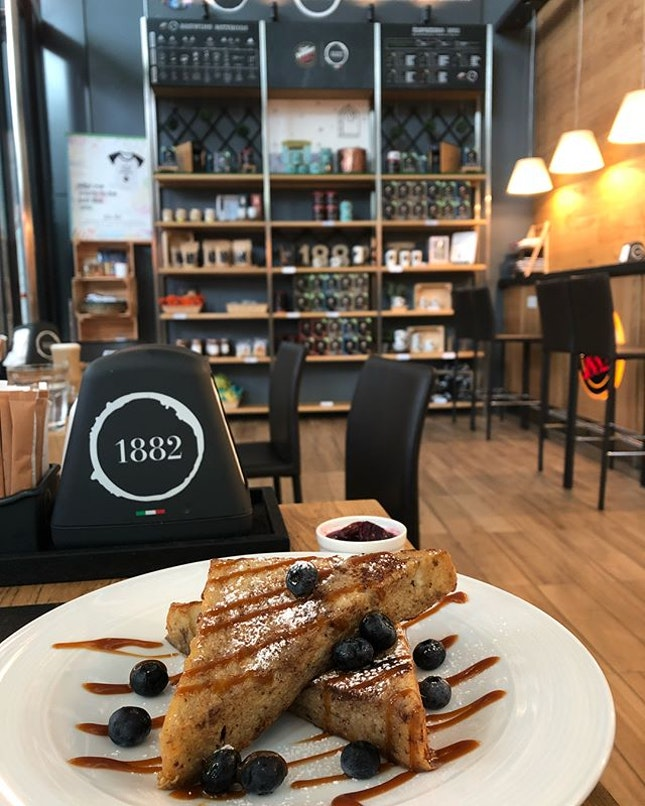 French Toast ($14) for lunch?