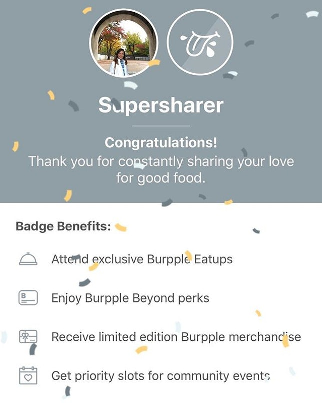Always a joy to share 😃  Thank you @burpple 😋  www.burpple.com/@judychoong  #burpple