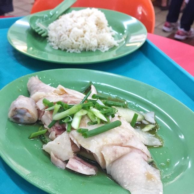 Chicken Rice ($4-6)