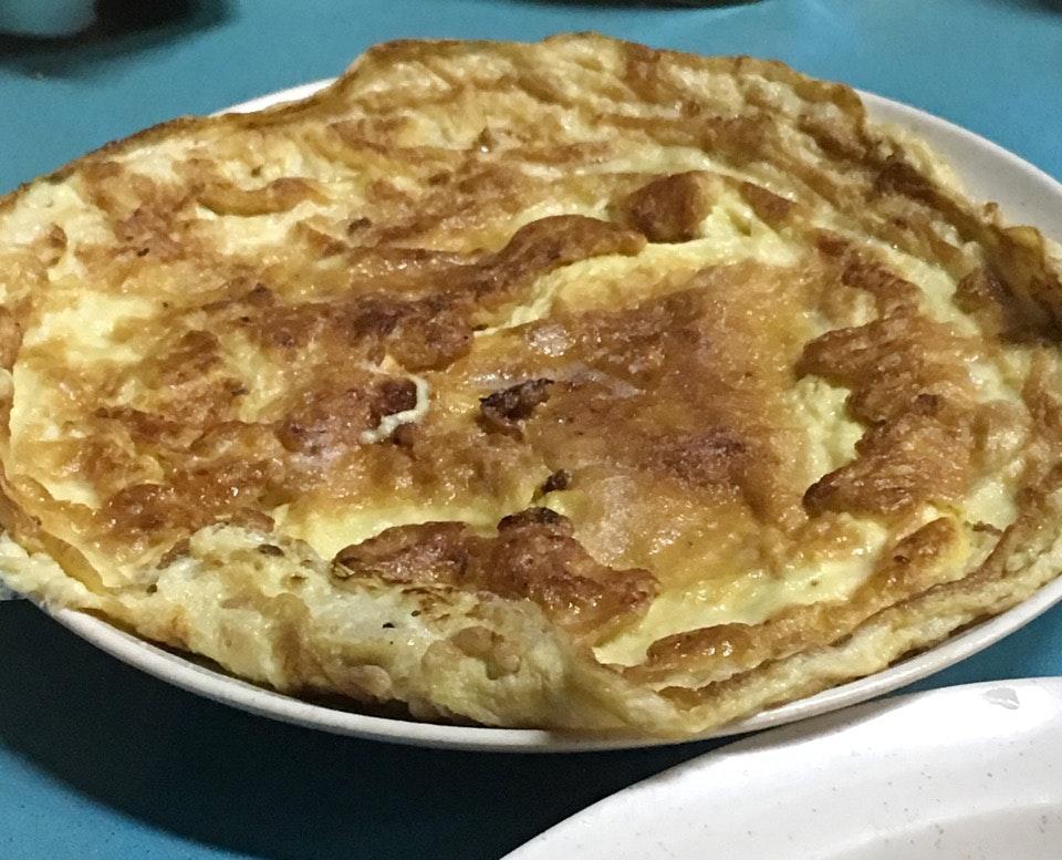 Cai Po Omelette ($5)