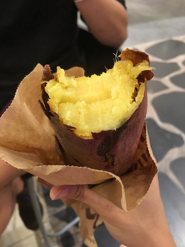 Sweet Potato ($2.80)