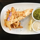 Butterfish And Chips (RM32.90)
