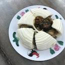 Gai Wor Bao / Chicken Nest Bun (RM6)