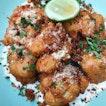 Crispy Parmesan Cauliflower (RM22)