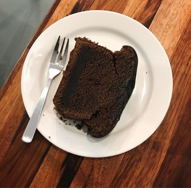 Chocolate Pound Cake (RM7)