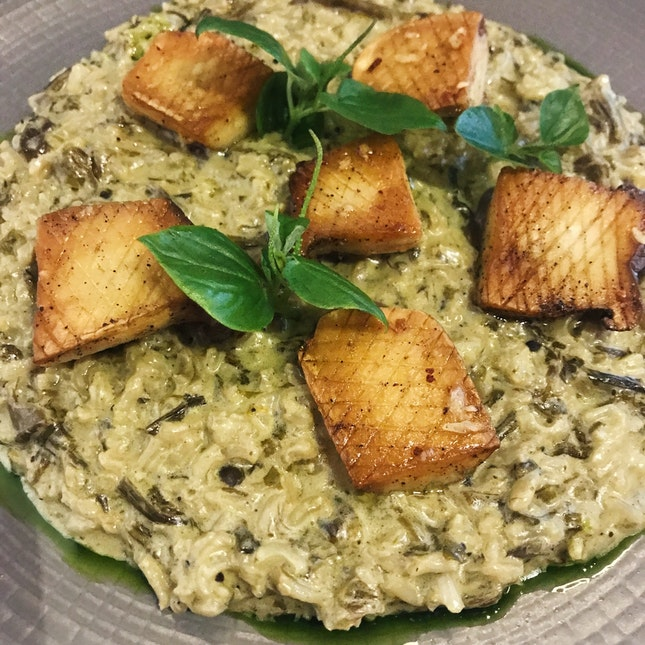 Brown Rice Risotto (RM32)