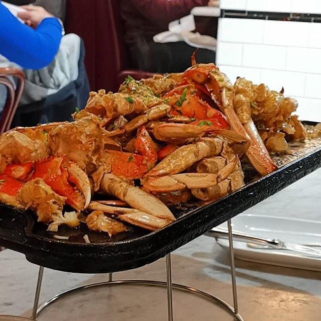 Crab house at Pier 39..