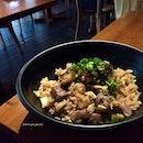 Wagyu Foie Gras Fried Rice