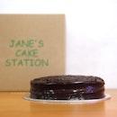 Chocolate Cake ($40)