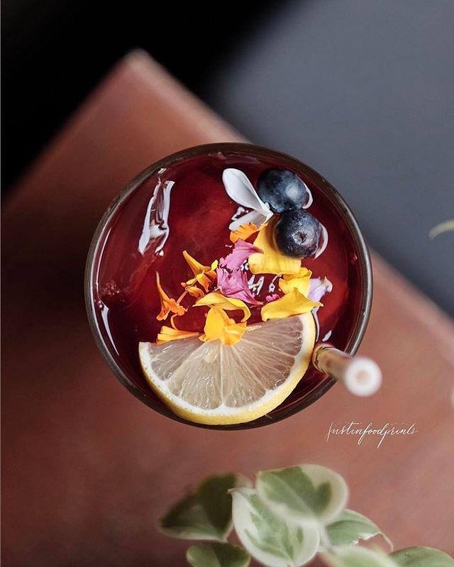 Autumn Iced Tea ($8).