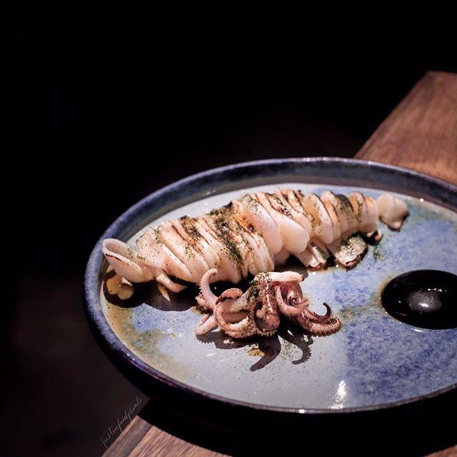 Squid ($12).