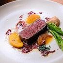 [Three Michelin Stars 🌟🌟🌟] 8 weeks aged Tajima beef (~9000JPY/S$110 per pax for 8 course meal).