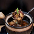 Claypot Dried Chilli Frog Meat ($18.90).