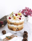 Turron Trifle (part of festive buffet from $45++ onwards).