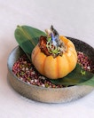 Foie Gras Pumpkin Fried Rice ($2688++/10 pax menu).