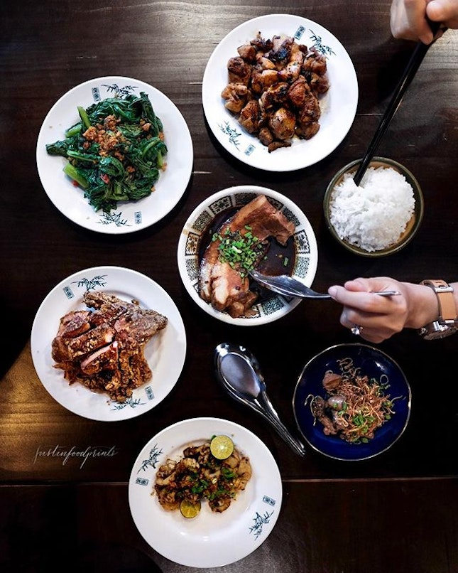 Taiwanese/Local Dishes ($5/$10 each).