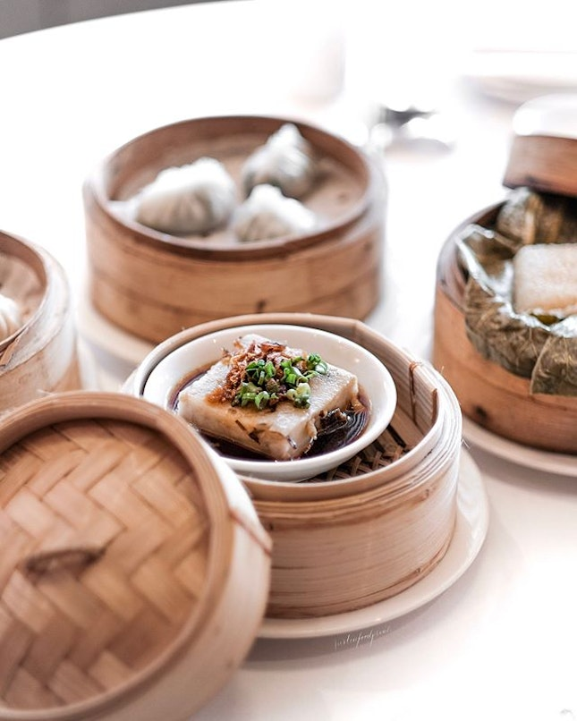 New Dim Sum for August.