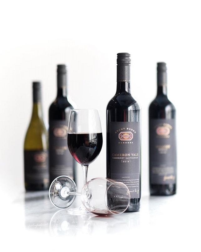 Wines, delivered (Online price $45, usual retail price $56.