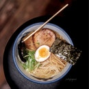 Yuzu Shio Ramen (¥1080 = S$13).