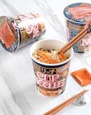 Uni Cup Noodles by Nissin.