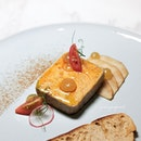 Duality of Foie Gras ($24++ each).