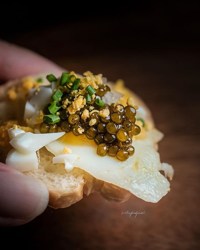 Caviar Vertical Tasting.
