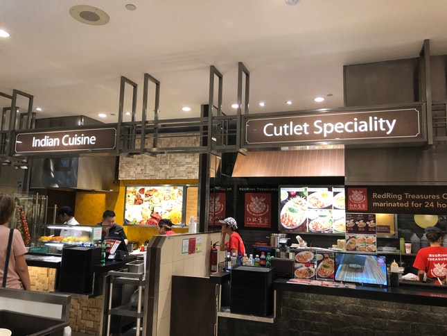 One Of The Worst Food Courts On Orchard Road